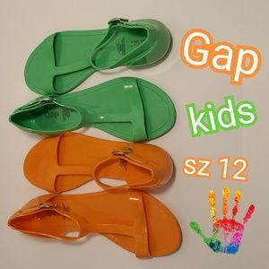 Gap Kids Jelly Sandals 2pr